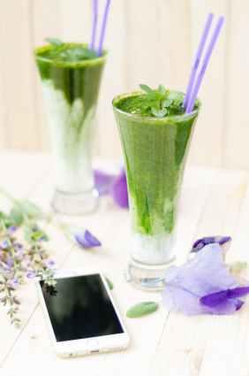 close up drinks flora flowers